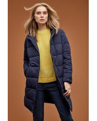 Maison Scotch - Padded-quilted Parka - Lyst