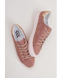 No Name - Rakel Snake Effect Trainers - Lyst