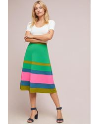 Plenty by Tracy Reese | Catania Colorblock Skirt | Lyst