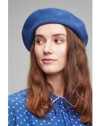 Helen Moore - Wool Beret - Lyst