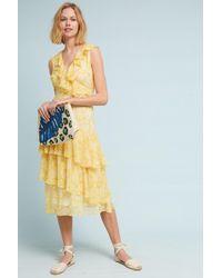d.RA - Sunny Days Ruffled Dress - Lyst