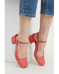 Hudson Jeans - London Analise Suede Heels - Lyst