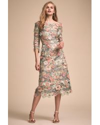 ccb5cc6676ca1 Lyst - Anthropologie Brilliance Dress in Pink