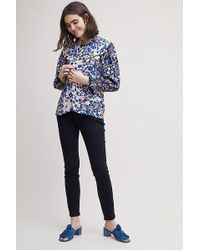 Anthropologie - High-rise Skinny Jeans - Lyst