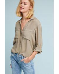 Cloth & Stone - Tavira Buttondown - Lyst