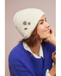 Anthropologie - Well-embellished Beanie - Lyst