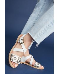Penelope Chilvers - Studded Sandals - Lyst