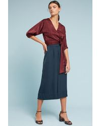 Second Female | Minga Cropped Trousers | Lyst