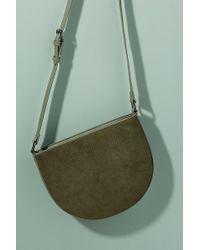 Anthropologie - Daphne Snake-effect Crossbody Bag - Lyst