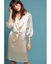 Maeve - Evie Tie-waist Dress - Lyst