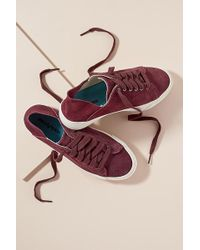 Seavees - Suede Trainers - Lyst