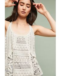 Tiny - Anaheim Lace Top - Lyst