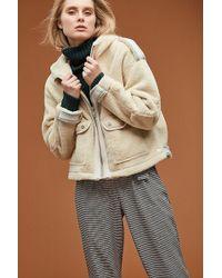 Maison Scotch - Hooded Terry Jacket - Lyst