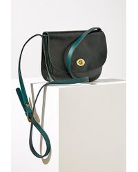 Anthropologie - Francis Leather Crossbody Bag - Lyst