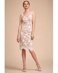 7d1c8058f7bce Lyst - Anthropologie Reine Dress in White