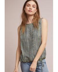 Tiny - Addison Embroidered Top - Lyst