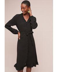 Second Female - Anna Buttondown Dress - Lyst