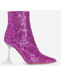 AMINA MUADDI Boots - Pink