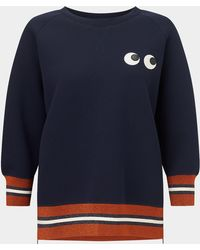 Anya Hindmarch - Eyes Sweatshirt - Lyst