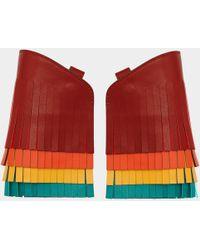 Anya Hindmarch - Build A Bag Side Fringes - Lyst