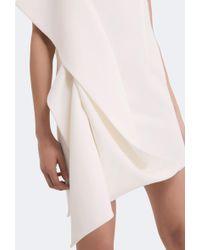 AQ/AQ - Joan Asymmetric Mini Dress - Lyst