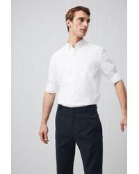 ARKET - Shirt 3 Poplin - Lyst