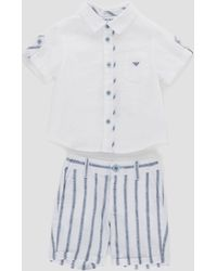 Emporio Armani - Outfits - Lyst