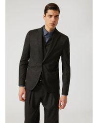 Emporio Armani - Casual Jacket - Lyst