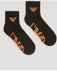 Emporio Armani - Socks - Lyst