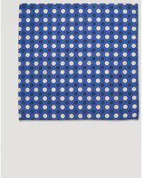 Emporio Armani - Pocket Square - Lyst