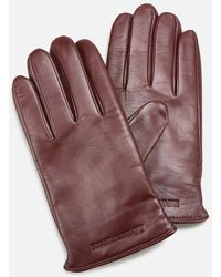 Emporio Armani | Gloves | Lyst
