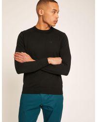 Armani Exchange - Classic Insignia Crewneck Sweater - Lyst