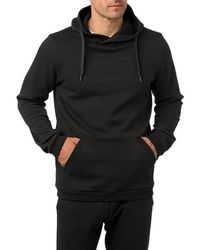 Asics - Pull Over Hoodie - Lyst