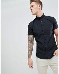 Produkt - Short Sleeve Smart Shirt - Lyst