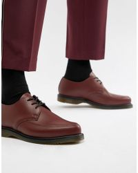 Dr. Martens - Willis Creepers In Oxblood - Lyst