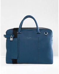 Ted Baker - Carab Laptop Bag - Lyst