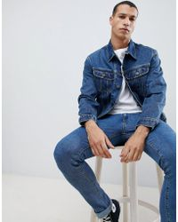 Lee Jeans - Jeans Rider Denim Jacket - Lyst