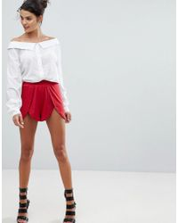 Ivyrevel - Short With Split Front - Lyst