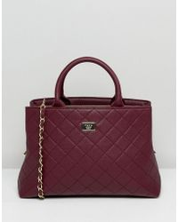 Marc B. - Smart Grab Bag With Triple Compartmens - Lyst
