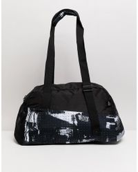 Reebok - Enhanced Lead And Go Graphic Grip Bag - Lyst