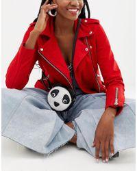 Yoki Fashion - Yoki Panda Cross Body Purse - Lyst