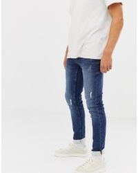 Blend - Slim Fit Jeans Midwash - Lyst