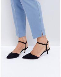 Office - Mitten Kitten Heeled Shoes - Lyst