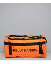 Helly Hansen - Borsa a sacco classica arancione - Lyst