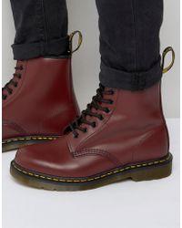 Dr. Martens - Original 8-eye Boots - Lyst