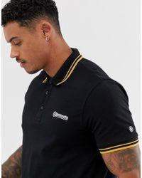 Lambretta - Logo Polo Shirt - Lyst