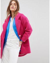 Esprit - Tailored Coat - Lyst
