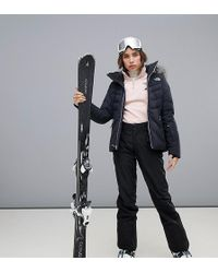 The North Face - Chavanne Ski Pant In Black - Lyst