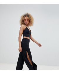 New Look - Flare Culottes Co-ord - Lyst
