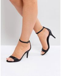 Steve Madden - Sillly Barely There Sandal - Lyst